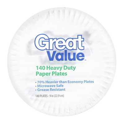 Great Value Paper Plates  sc 1 st  Influenster & Great Value Paper Plates Reviews