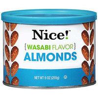Nice! Wasabi Almonds