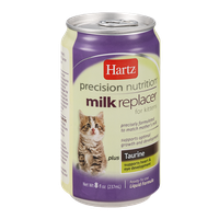Hartz Precision Nutrition Milk Replacer For Kittens Plus Taurine