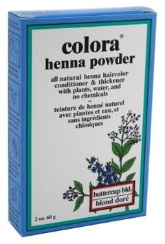 Colora Henna Veg-Hair Butter-Cup Blonde 2 oz.