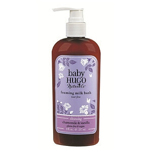 Baby Hugo Naturals Soothing Foaming Milk Bath