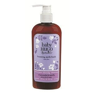 Baby Hugo Naturals Soothing Foaming Milk Bath