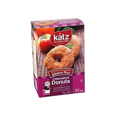 Katz Gluten-free Cinnamon Donuts (2 Pack)