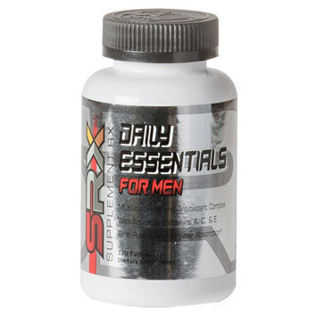 Supplement Rx Daily Essentials for Men, 120 Tablets