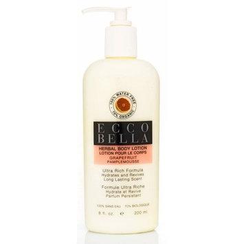 Ecco Bella Herbal Body Lotion Vanilla - 8 Fl Oz