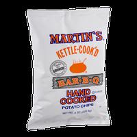 Martin's Kettle Cook'd Hand Cooked Potato Chips Bar-B-Q