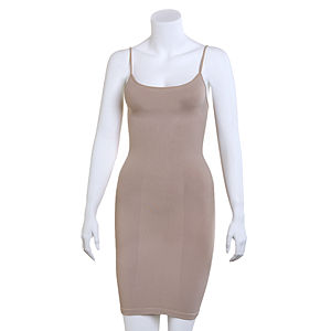 CASS Luxury Shapewear Shaper Cami Dress Slip