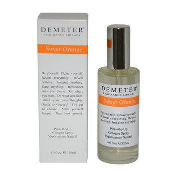 Demeter Sweet Orange by Demeter for Unisex 4 oz Cologne Spray - DEMETER FRAGRANCES