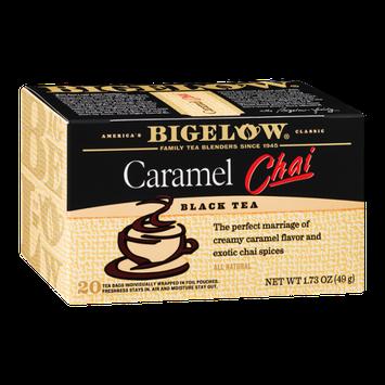 Bigelow Black Tea Caramel Chai - 20 CT