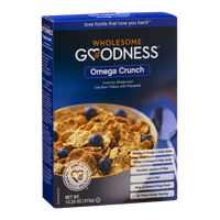 Wholesome Goodness Omega Crunch