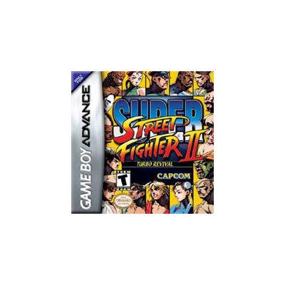 Capcom Super Street Fighter 2 Turbo Revival