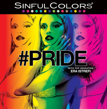 SinfulColors #PRIDE Collection