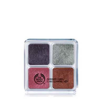 THE BODY SHOP® Shimmer Cube Palette