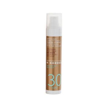 KORRES Red Grape SPF 30 Sunscreen Face Cream