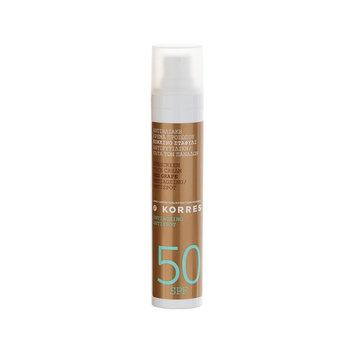 KORRES Red Grape SPF 50 Sunscreen Face Cream
