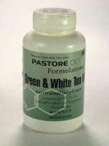 Green & White Tea Max 60 caps by Pastore Formulations
