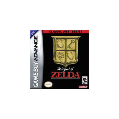 Nintendo The Legend of Zelda Classic NES