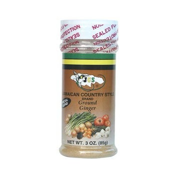 JCS Ground Ginger, 3oz