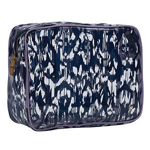 Stephanie Johnson St. Lucia Jumbo Zip Cosmetic Bag