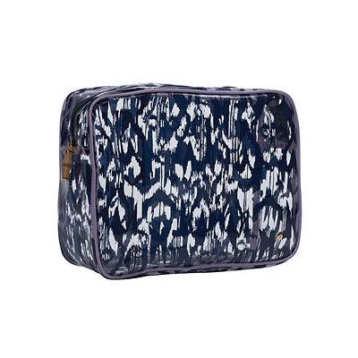 Stephanie Johnson St. Lucia Jumbo Zip Cosmetic Bag
