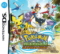 Nintendo of America Pokemon Ranger: Guardian Signs