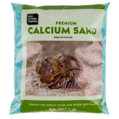 All Living ThingsA Hermit Crab Premium Calcium Sand