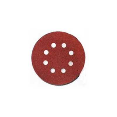 PORTER-CABLE 725800825 Porter-Cable 5 inch 8 Hole 80 Grit Disc Pack 25