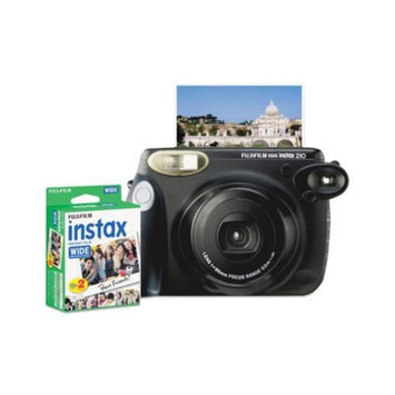 Fuji Instax 210 Wide Camera Bundle FUJ600013665