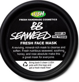 LUSH BB Seaweed Fresh Face Mask