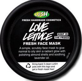 LUSH Love Lettuce Face Mask