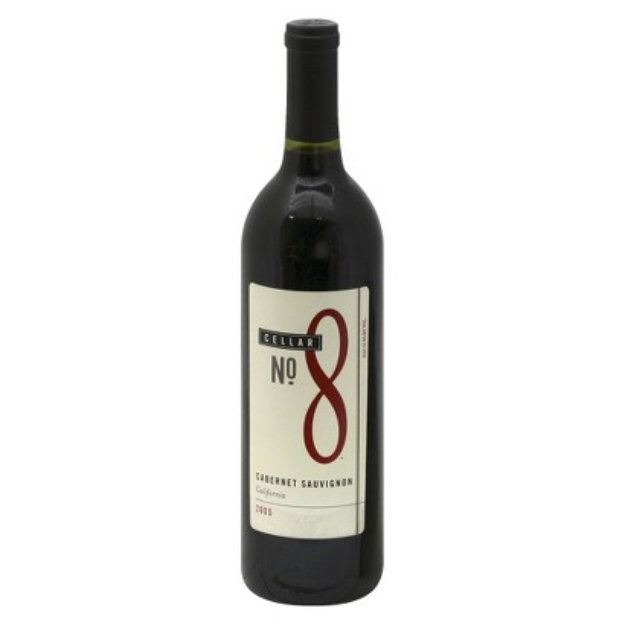 Treasury Wine Estates CELLAR NO 8 750ML CABERNET SVGN
