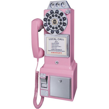 Crosley Radio 1950's Classic Pay Phone