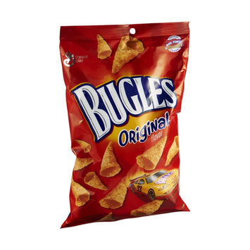 General Mills Bugles Original Flavor Snack
