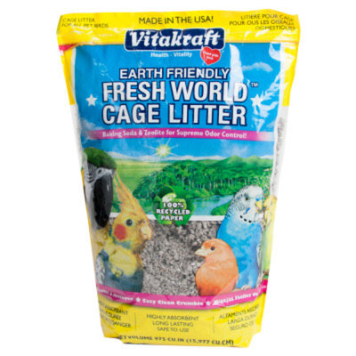 VitakraftA Fresh World Cage Litter
