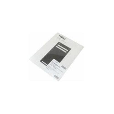 NEC DSX Systems NEC-1093084 DESI DSX 34Btn Labels WH