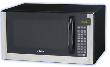 Galanz Oster 1.4-Cubic Foot Digital Microwave Oven, Black