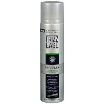 John Frieda Frizz Ease Keraflex Flexible Hold Hairspray, 13 fl oz