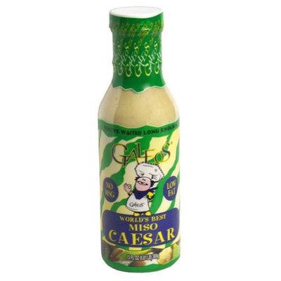 Galeo's, Award Winning - Miso Caesar Dressing, 13 Ounce Bottle (Pack of 12)