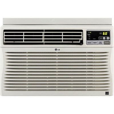 Lg LG LW2512ER N/A 24500 BTU Window Air Conditioner with Remote Control
