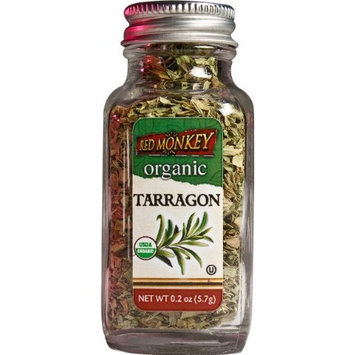 Red Monkey Foods Tarragon, 0.2-Ounce Bottles (Pack of 3)