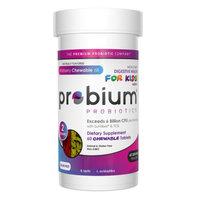 Probium Probiotics For Kids! Chewable 6B, Wildberry, 60 ea