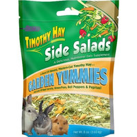 Fm Browns F.M. Brown's Timothy Hay Side Salads Garden Yummies, 8-Ounce