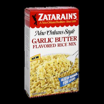 Zatarain's Garlic Butter Flavored Rice Mix