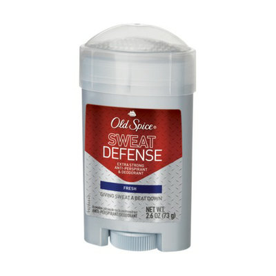 Old Spice Red Zone Sweat Defense Fresh Scent Deodorant 2.6-oz.