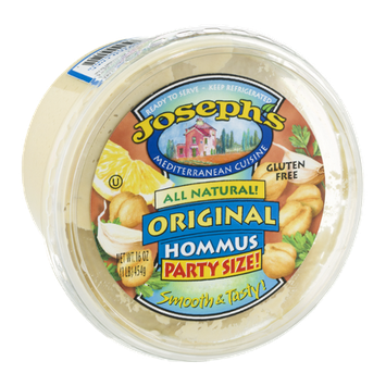 Joseph's Hommus Original Party Size