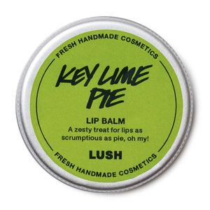 LUSH Key Lime Pie Lip Balm