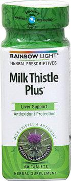 Rainbow Light - Milk Thistle Plus - 60 Tablets