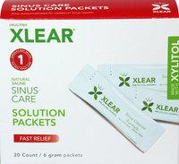 Xlear NetiXlear Sinus Care Solution Refill Packets - 6 g - 20 Packets