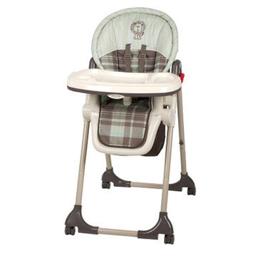 Baby Trend Trend2 High Chair, Jungle Safari, 1 ea