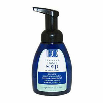 EO Products Foaming Hand Soap Grapefruit and Mint 8.5 fl oz